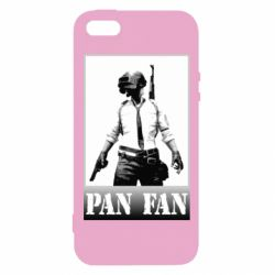 Чехол для iPhone5/5S/SE Pan Fan