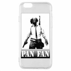 Чехол для iPhone 6/6S Pan Fan