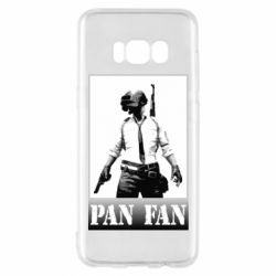 Чехол для Samsung S8 Pan Fan