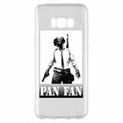 Чехол для Samsung S8+ Pan Fan