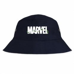 Панама Marvel logo and vine