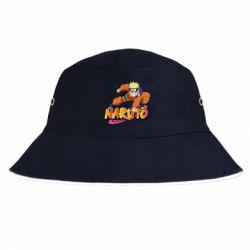 Панама Naruto with logo