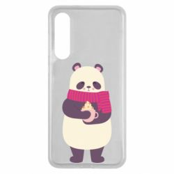 Чехол для Xiaomi Mi9 SE Panda and Cappuccino