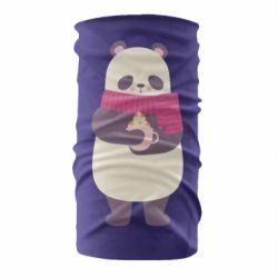 Бандана-труба Panda and Cappuccino