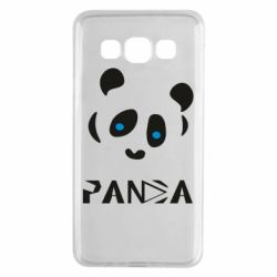 Чохол для Samsung A3 2015 Panda blue eyes