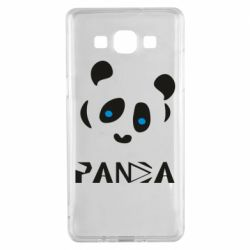 Чохол для Samsung A5 2015 Panda blue eyes