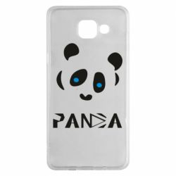 Чохол для Samsung A5 2016 Panda blue eyes