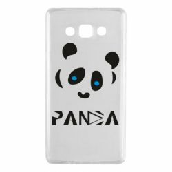 Чохол для Samsung A7 2015 Panda blue eyes