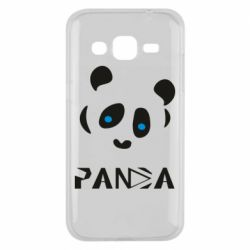 Чохол для Samsung J2 2015 Panda blue eyes