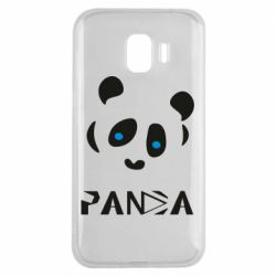 Чохол для Samsung J2 2018 Panda blue eyes