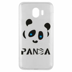 Чохол для Samsung J4 Panda blue eyes