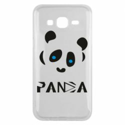 Чохол для Samsung J5 2015 Panda blue eyes