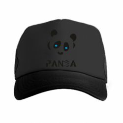 Кепка-тракер Panda blue eyes