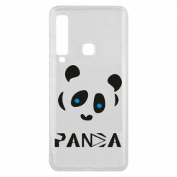 Чохол для Samsung A9 2018 Panda blue eyes