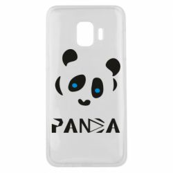 Чохол для Samsung J2 Core Panda blue eyes