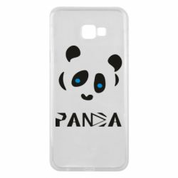 Чохол для Samsung J4 Plus 2018 Panda blue eyes