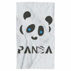 Рушник Panda blue eyes