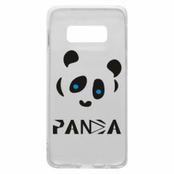 Чохол для Samsung S10e Panda blue eyes