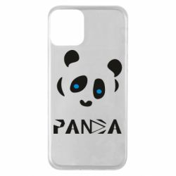 Чохол для iPhone 11 Panda blue eyes