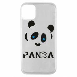Чохол для iPhone 11 Pro Panda blue eyes
