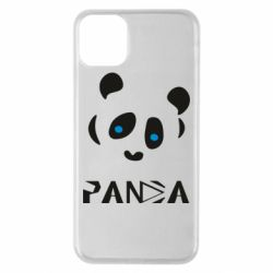 Чохол для iPhone 11 Pro Max Panda blue eyes