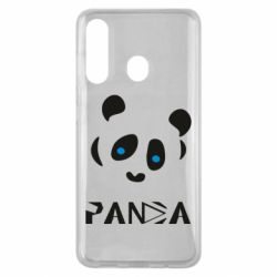 Чохол для Samsung M40 Panda blue eyes