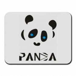Килимок для миші Panda blue eyes
