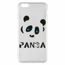Чохол для iPhone 6 Plus/6S Plus Panda blue eyes