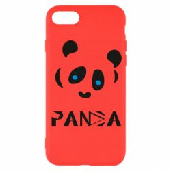 Чохол для iPhone 7 Panda blue eyes