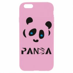 Чохол для iPhone 6/6S Panda blue eyes