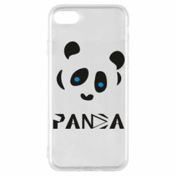 Чохол для iPhone 8 Panda blue eyes