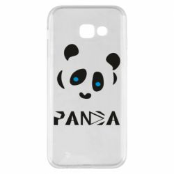 Чохол для Samsung A5 2017 Panda blue eyes