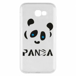 Чохол для Samsung A7 2017 Panda blue eyes
