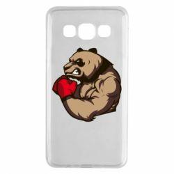 Чехол для Samsung A3 2015 Panda Boxing