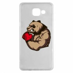 Чехол для Samsung A5 2016 Panda Boxing