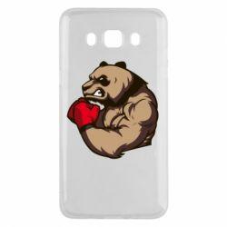 Чехол для Samsung J5 2016 Panda Boxing
