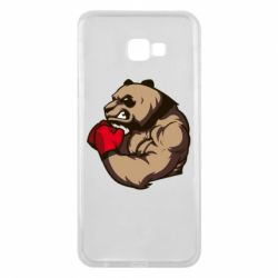 Чехол для Samsung J4 Plus 2018 Panda Boxing