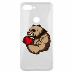 Чехол для Xiaomi Mi8 Lite Panda Boxing