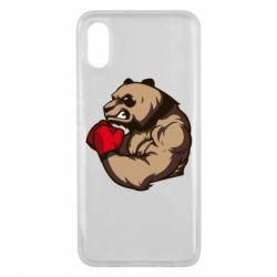 Чехол для Xiaomi Mi8 Pro Panda Boxing