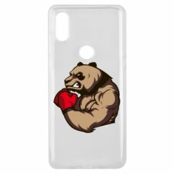 Чехол для Xiaomi Mi Mix 3 Panda Boxing