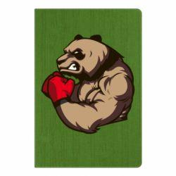 Блокнот А5 Panda Boxing