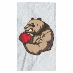 Полотенце Panda Boxing