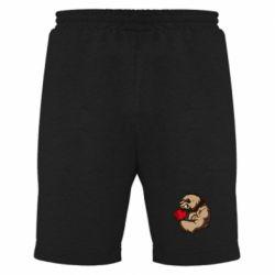Мужские шорты Panda Boxing - FatLine