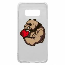 Чехол для Samsung S10e Panda Boxing