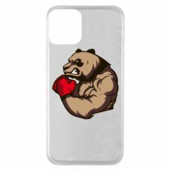Чехол для iPhone 11 Panda Boxing