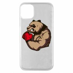 Чехол для iPhone 11 Pro Panda Boxing