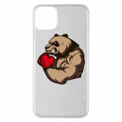 Чехол для iPhone 11 Pro Max Panda Boxing