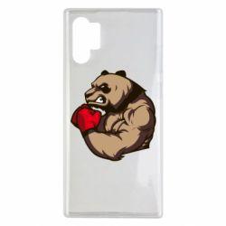 Чехол для Samsung Note 10 Plus Panda Boxing