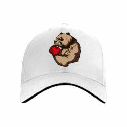 Кепка Panda Boxing - FatLine