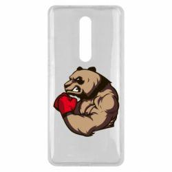 Чехол для Xiaomi Mi9T Panda Boxing